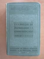 Anticariat: Maurice Patel - Precis de pathologie chirurgicale (volumul 3)