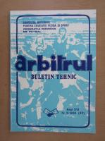 Anticariat: Revista Arbitrul, anul XVI, nr. 3, 1984