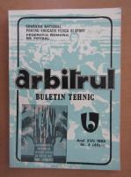 Anticariat: Revista Arbitrul, anul XVII, nr. 4, 1985