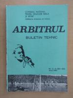Anticariat: Revista Arbitrul, nr. 3-4, 1981