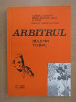 Anticariat: Revista Arbitrul, nr. 4, 1979