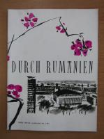 Anticariat: Revista Durch Rumanien, nr. 1, 1960