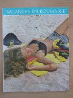 Anticariat: Revista Vacances en Roumanie, nr. 1, 1971