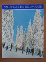Anticariat: Revista Vacances en Roumanie, nr. 3-4, 1970