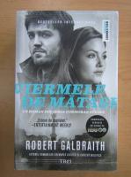 Anticariat: Robert Galbraith - Viermele de matase