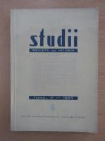 Studii. Revista de istorie, tomul 17, nr. 6, 1964