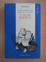 Anticariat: Yoshida Kenko - Eseuri budiste