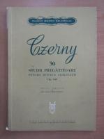 Alma Cornea Ionescu - Czerny. 30 studii pregatitoare pentru scoala agilitatii