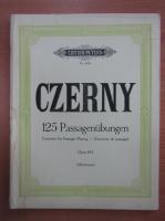 C. A. Martienssen - Czerny. 125 Passagenubungen