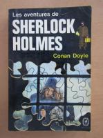 Conan Doyle - Les aventures de Sherlock Holmes