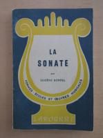 Anticariat: Eugene Borrel - La sonate