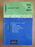 Gerard Bourdaud - Mathematiques