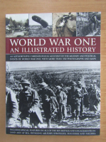 Anticariat: Ian Westwell - World War One. An illustrated history