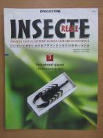 Insecte reale, volumul 3. Scorpionul-gigant