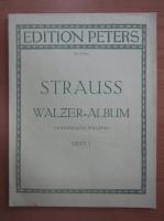 Johann Strauss - Walzer (caiet 1)