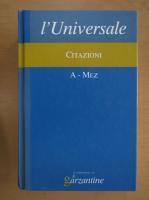 Anticariat: L'Universale (volumul 1, A-Mez)