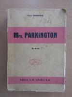 Anticariat: Louis Bromfield - Mrs. Parkington