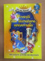 Povesti din literatura universala