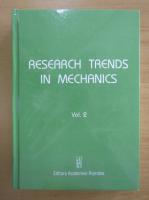 Anticariat: Research Trends in Mechanics (volumul 2)