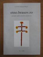 Anticariat: Revista Etno.Brasov.Ro, nr. 3, 2006
