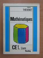 S. Thevenet - Mathematiques CE 1