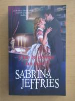 Anticariat: Sabrina Jeffries - Cine isi doreste un duce?