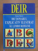 Florin Marcu - Dictionarul explicativ ilustrat al limbii romane