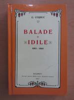 George Cosbuc - Balade si idile 1883-1890
