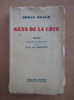 Anticariat: Johan Bojer - Gens de la cote