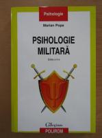 Marian Popa - Psihologie militara