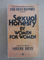 Shere Hite - Sexual Honesty By Women for Women