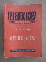 Anticariat: Alexandru Vlahuta - Opere alese (volumul 1)