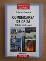 Cristina Coman - Comunicarea de criza
