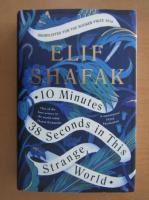 Elif Shafak - 10 Minutes, 38 Seconds in This Strange World