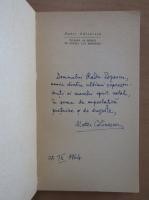 Anticariat: Matei Calinescu - Titanul si geniul in poezia lui Mihai Eminescu (cu autograful autorului)