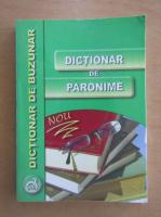 Anticariat: Nicolae Felecan - Dictionar de paronime