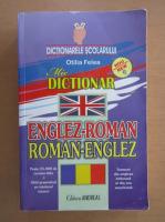 Otilia Felea - Mic dictionar englez-roman, roman-englez