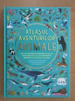 Anticariat: Rachel Williams - Atlasul aventurilor. Animale
