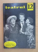 Anticariat: Revista Teatrul, anul IX, nr. 12, decembrie 1964