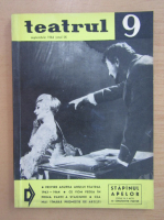 Anticariat: Revista Teatrul, anul IX, nr. 9, septembrie 1964