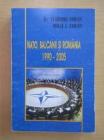 Anticariat: Vladimir Zodian - NATO, Balcanii si Romania 1990-2005