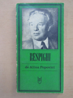Alina Popovici - Respighi