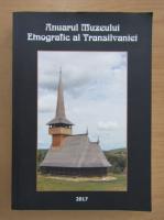 Anticariat: Anuarul Muzeului Etnografic al Transilvaniei 2017