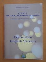 Anticariat: Elisabeth Furch - Curriculum English Version