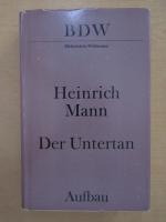 Anticariat: Heinrich Mann - Der Untertan