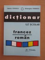 Ileana Popescu - Dictionar francez-roman
