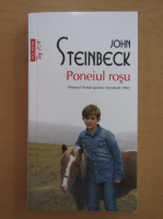 Anticariat: John Steinbeck - Poneiul rosu