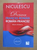 Maria Braescu - Dictionar francez-roman si roman-francez