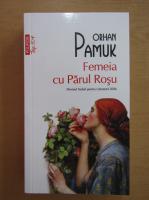 Orhan Pamuk - Femeia cu Parul Rosu
