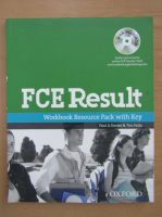 Anticariat: Paul Davies - FCE Result. Workbook Resource Pack with Key